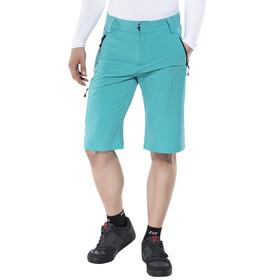 Race Face Trigger Spodnie rowerowe Mężczyźni turkusowy